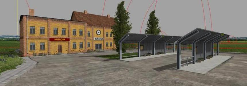 Railway station v1.0