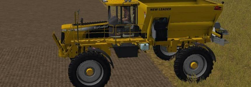 ROGATOR 1386 FERTILIZER SPREADER v1.0.0.1