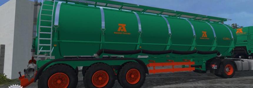Aguas Tenias Tank Truck 45L v1.0