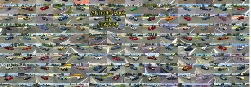 AI Traffic Pack by Jazzycat  v3.7.1
