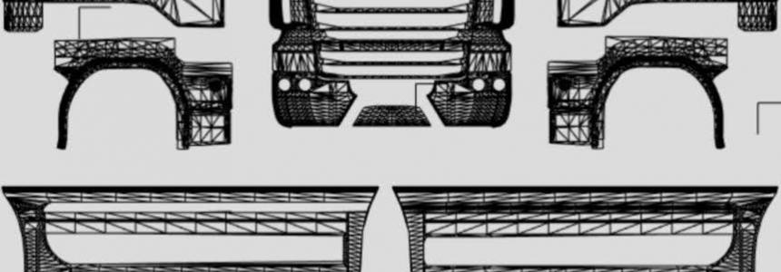 All Truck Template + All Trailer Template all