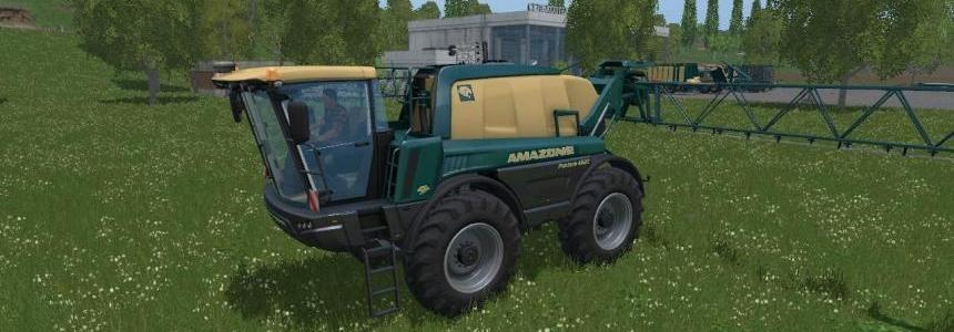 Amazone Pantera 4502 V2 Sprayer Fertilizer By Eagle355th