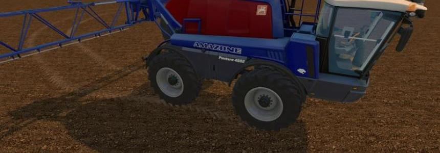 Amazone Pantera blue/red Fs15 v1.0