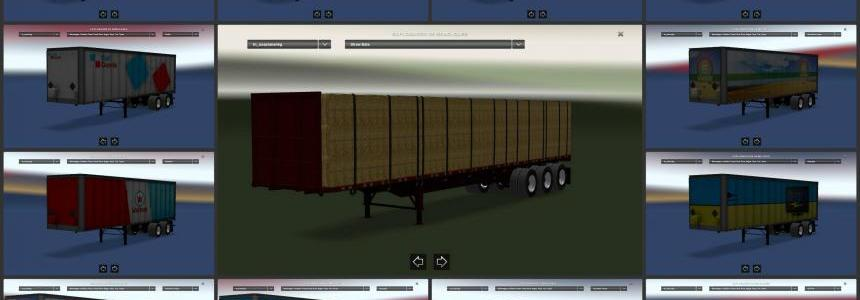 ATS Trailers Pack v1.2.1