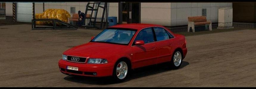 Audi RS4 1996