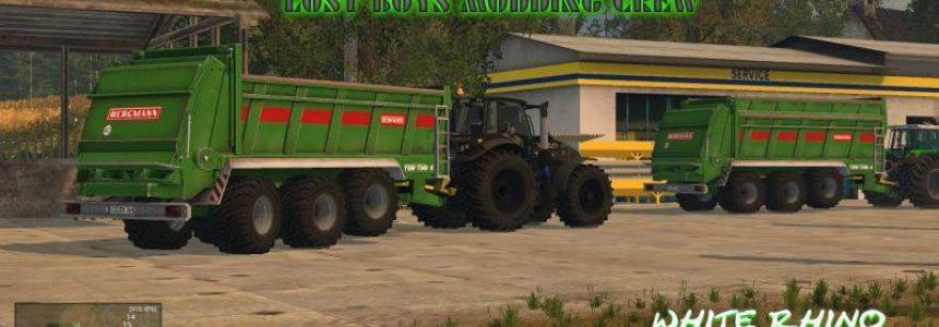 Bergmann Manure TSW 7340SV v1.5 by Chris