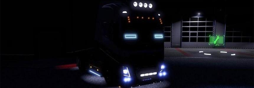 Blue Xenon Lights for all Trucks v3.0
