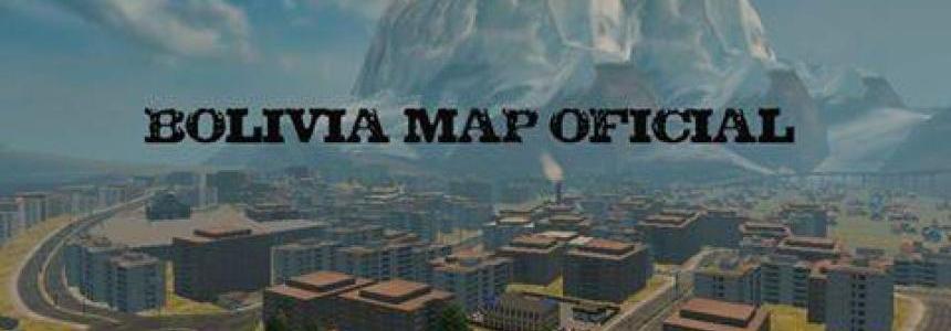 Bolivia Map v3.4