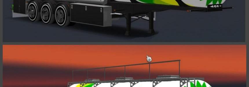 BP Tanker Trailer v1.0
