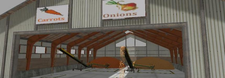 Carrots and Onions Storage v1.0