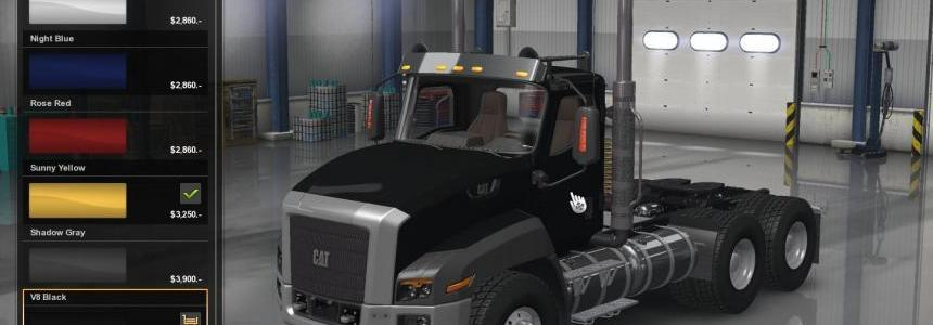 CAT CT660 fix 1.3.1