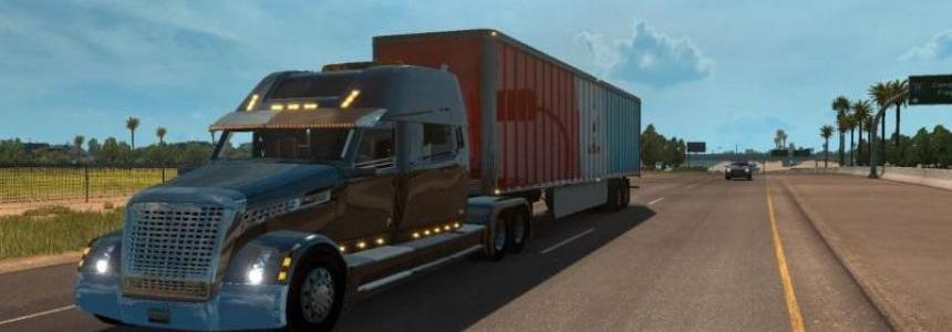 Concept truck Flight of fantasy v1 in ATS [REL]