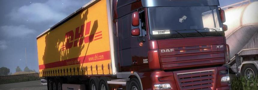 DAF XF by 50k v3.6