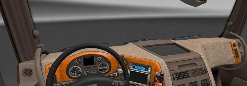DAF XF Lux Interior