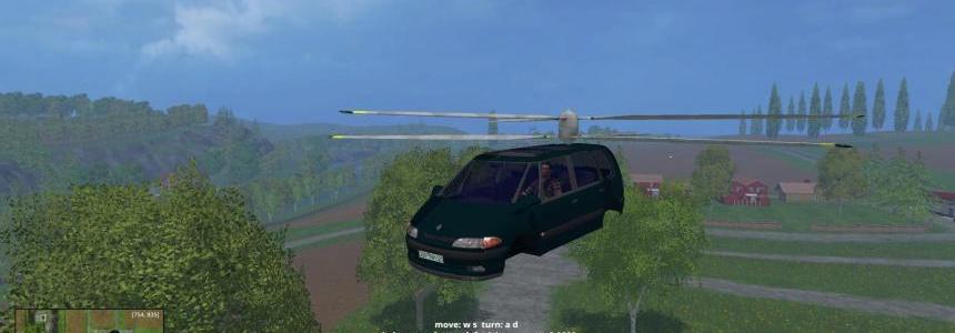 Das Fliegende Auto v1.0