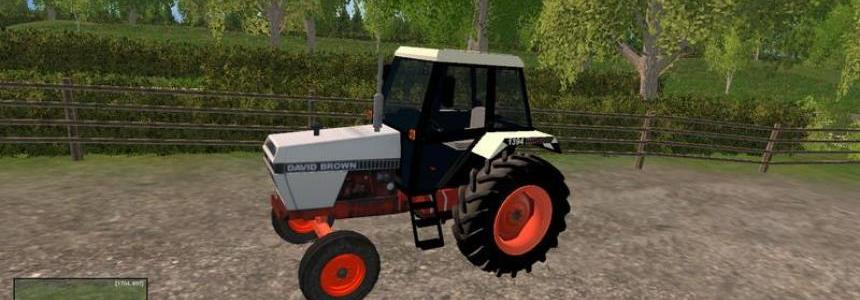 David Brown 1394 2wd v1.0