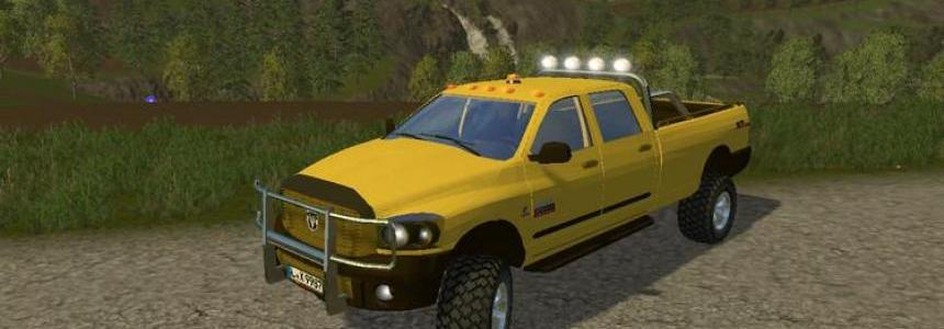 Dodge RAM 2500 Heavy Duty v2.5