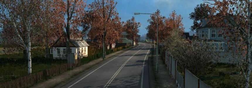 Early & Late Autumn Weather Mod v4.7