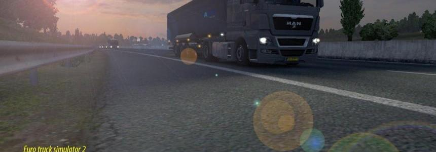 Euro Truck Simulator 2 Sound Pack v2