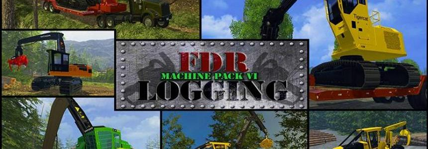 FDR Logging - Machine Pack 6 (VI)