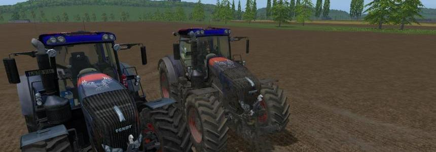 Fendt 936 Vario Pack Wolf Edition