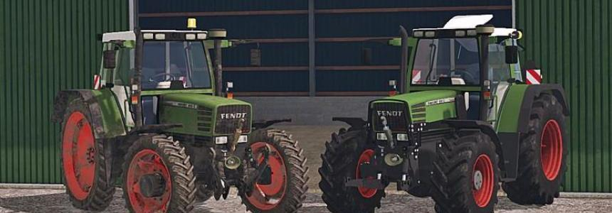 Fendt Favorit 512C Washable v1.0