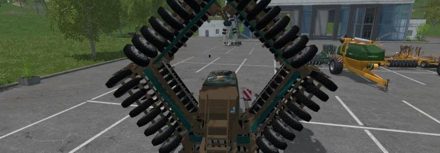 Fendt 933 Vario v2 and Pronto 18 DCF v2 Pack By Eagle355th