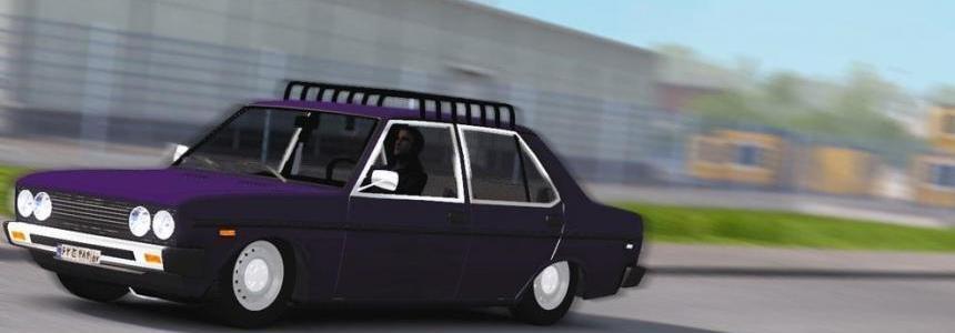 Fiat 131 Edited v1.0