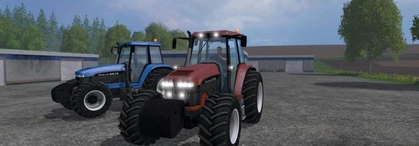 Fiat G240 und New Holland 8970 v2.0