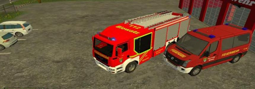 Firemen Blowatz mtw v1.0 Beta