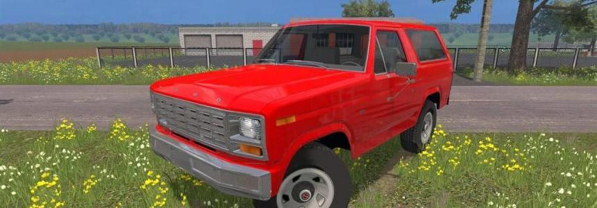 Ford Bronco v2.0