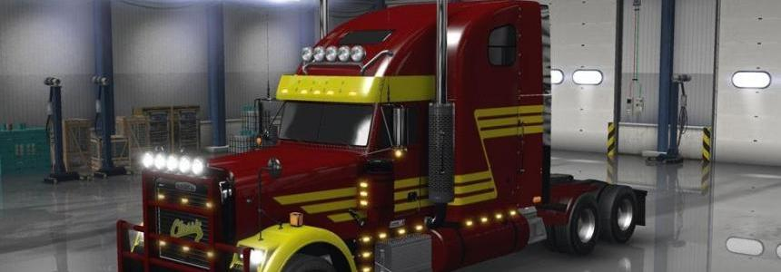 Freightliner Classic XL edited by Solaris36 v3.1.3