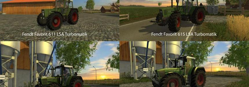 FS15 Big Mods Pack V14 Fendt Pack V1