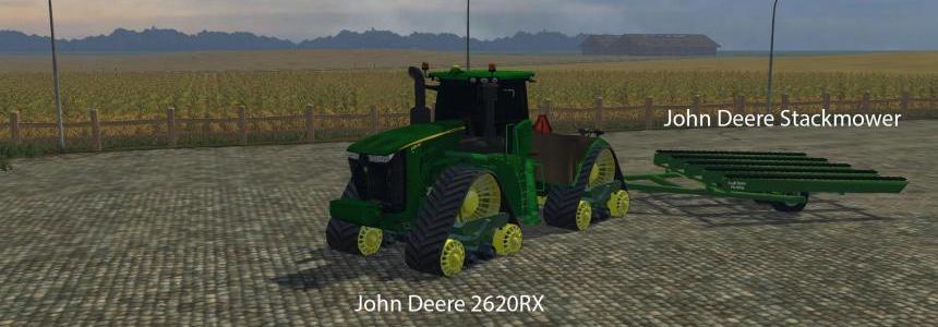 FS15 Big Mods Pack V3 John Deere Pack V1