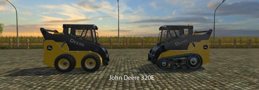 FS15 Big Mods Pack V6 John Deere Pack V2