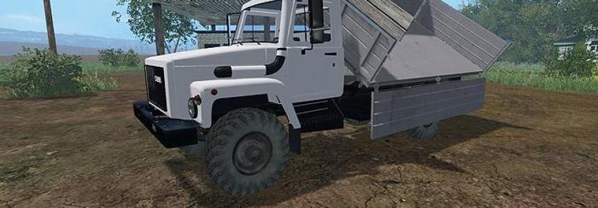 GAZ 3308 v4.0
