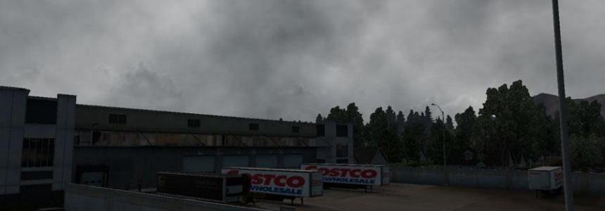 Grey Skies Weather Mod v1.0