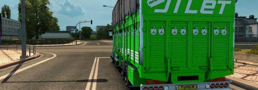 Jilet Scania R v1.0