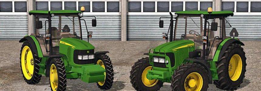 John Deere 5080R WASHABLE v1.0