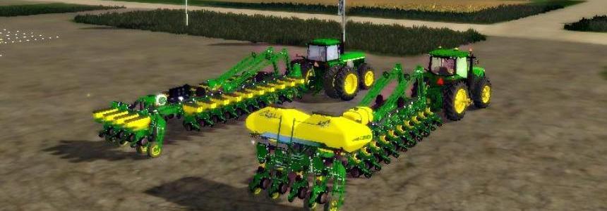 John Deere Planters Pack