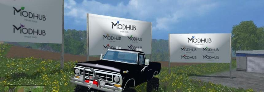 Johnnys Truck Pack 2015 v1.0