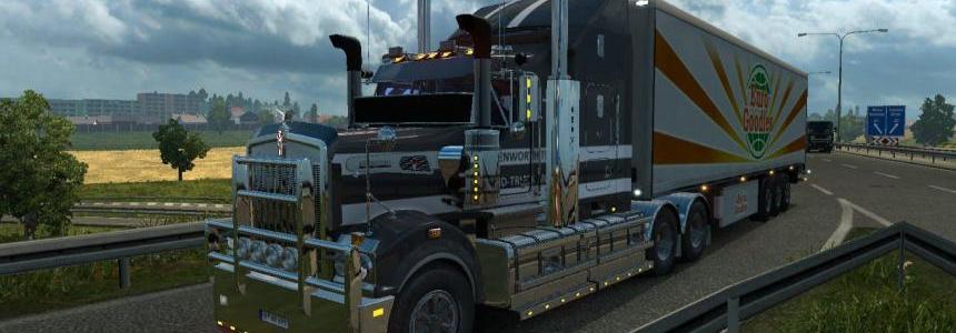 Kenworth Mega Truck Pack 1.24