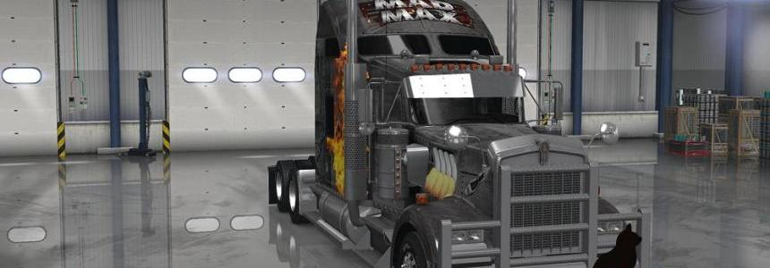 Kenworth W900 Mad Max skin v1.2
