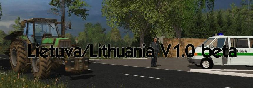 Lietuva/Lithuania V1.0 beta