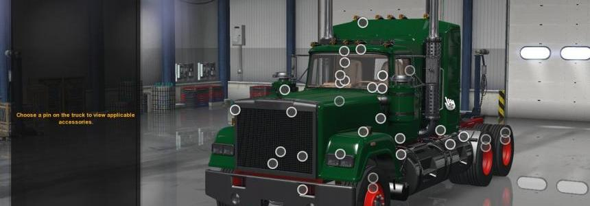 Mack Superliner for v1.3 Fixed Update