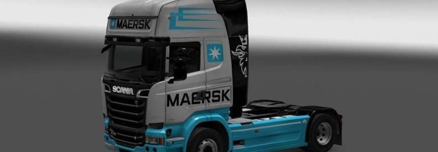 Maersk Combo Pack 1.23