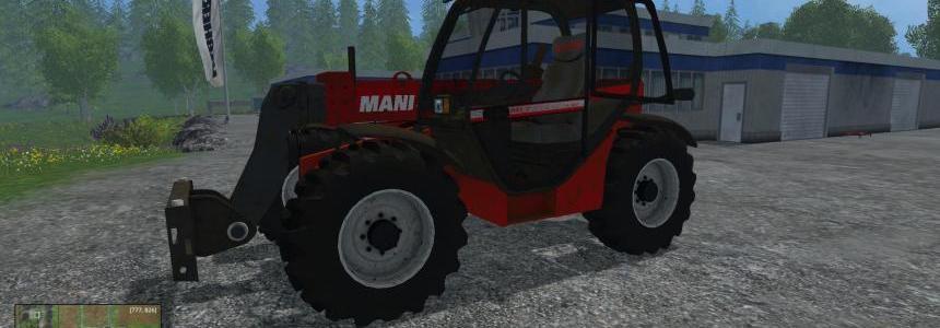 Manitou MLT 731 v1.0