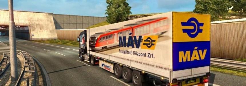 MAV Universal Trailer v1.0