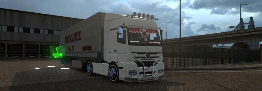 Mercedes Benz Axor Adapted V1.24
