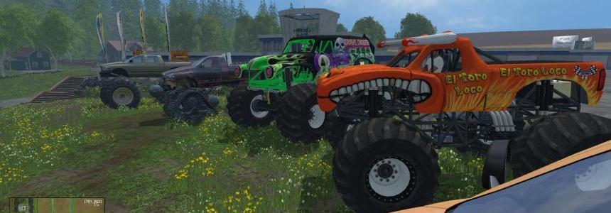 Monster Truck Fans v1.0